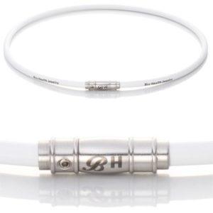 BHplus ClicMag Necklaces white