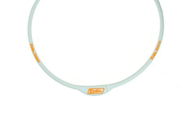 SportLine Necklaces - White Orange