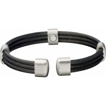 Trio Cable Black / Silver