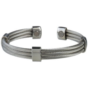 Trio Cable Stainless Magnetic